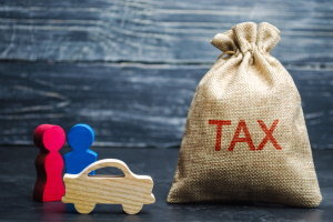 Taxes and Other Fees to Expect on a Bad Credit Auto Loan