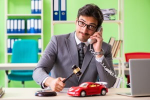 Getting a Bankruptcy Auto Loan: Step Two