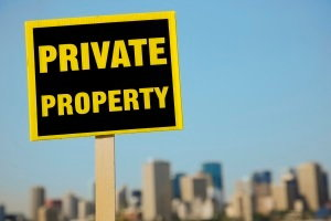 Can a Car be Repossessed on Private Property?