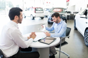 Items an Auto Lender May Ask For