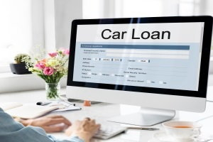 applying for a car loan online