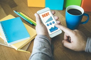 debt management, bankruptcy