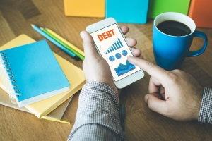 debt management, bankruptcy