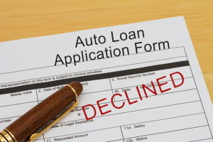 Why Was I Denied Auto Financing?