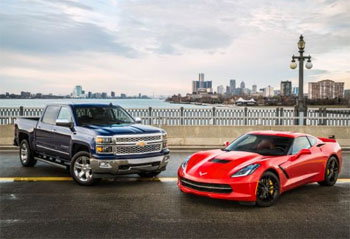car and truck of the year