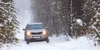 Great Winter Trucks & SUV's for Subprime Car Buyers