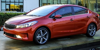 Meet the Refreshed 2017 Kia Forte