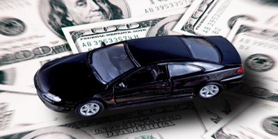 down payment on a car