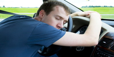 Overly Tired Teenagers and Drowsy Driving Prevention Tips for Parents