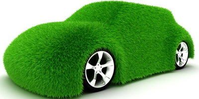 Going Green with Car Maintenance Tips - Banner