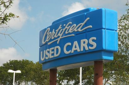 Buying Certified Used Cars with Bad Credit