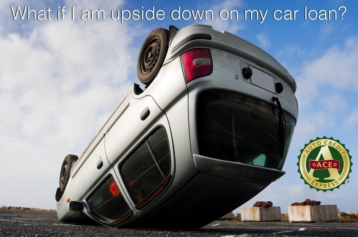 upside down, car loan, auto finance, auto loan