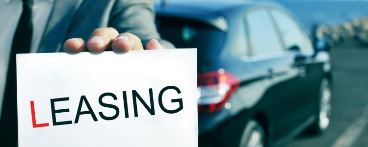 What is the Average Car Lease Term?
