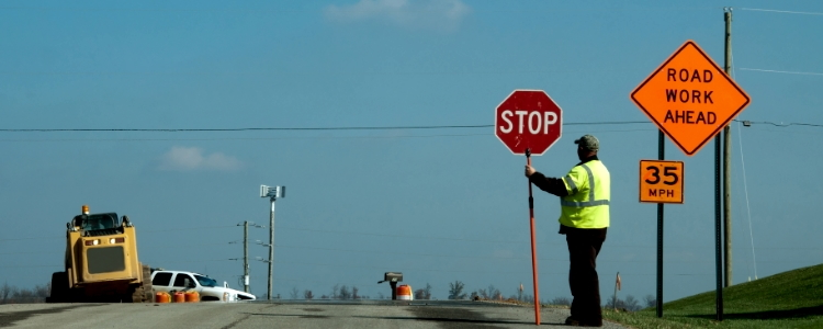 Construction Zone Driving Safety Tips