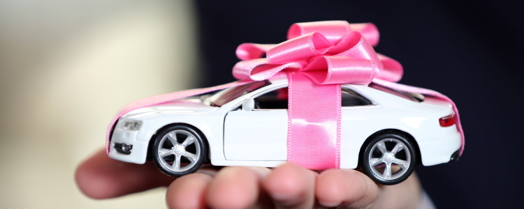 How to Gift a Used Car