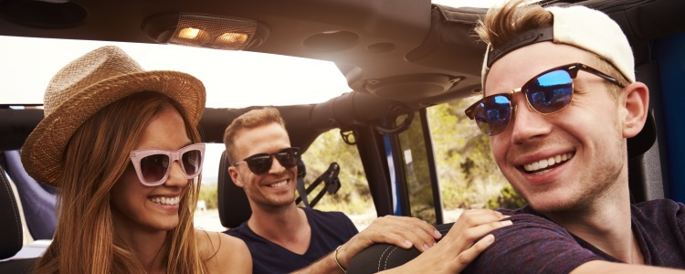 Despite Seeming Indifference, Millennials like Driving - Banner