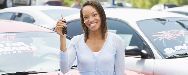 Paperwork for Buying a Used Car - Banner