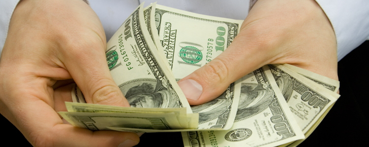 Buying a Car with Cash Tips