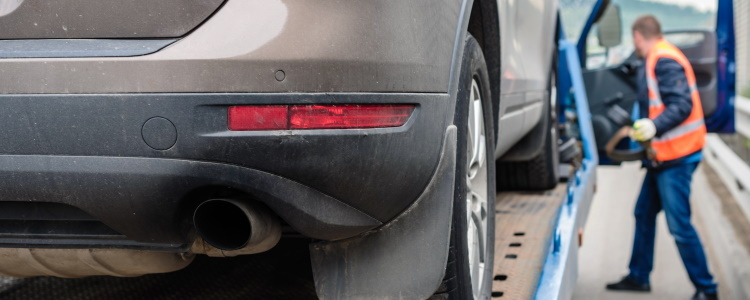 Financiamiento de automóviles con una recuperación reciente