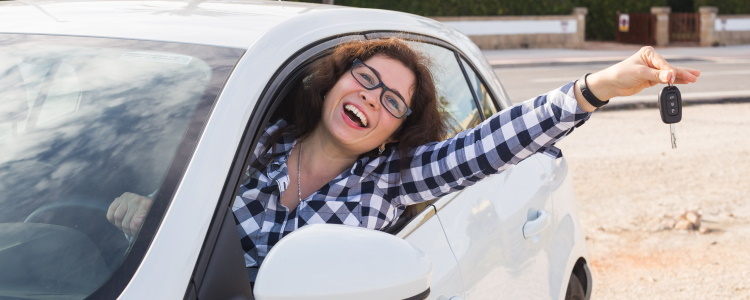 4 Options When You're Over Miles on a Car Lease