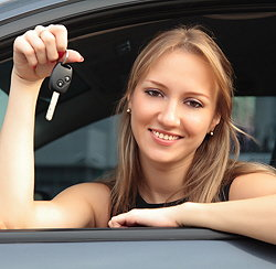 Selling Technology to Car Buyers