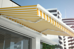 outdoor awning shade