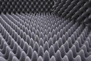 soundproof ceiling foam