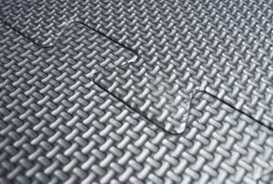 garage parking mat