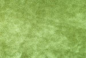 green microfiber material