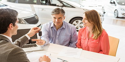 Auto Loan with No Down Payment in Bankruptcy