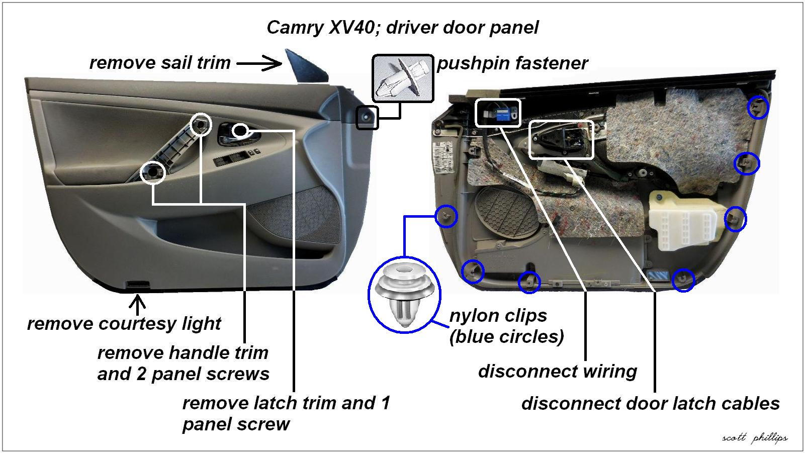 doors handle replacement toyota camry to watch interior the how replace cost door on a youtube