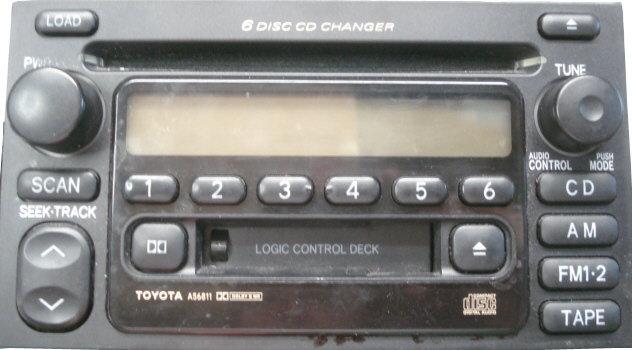 Toyota Camry 19972001 4th Generation How To Unlock Radio Camryforumsrhcamryforums: 2000 Camry Radio Security Code At Gmaili.net