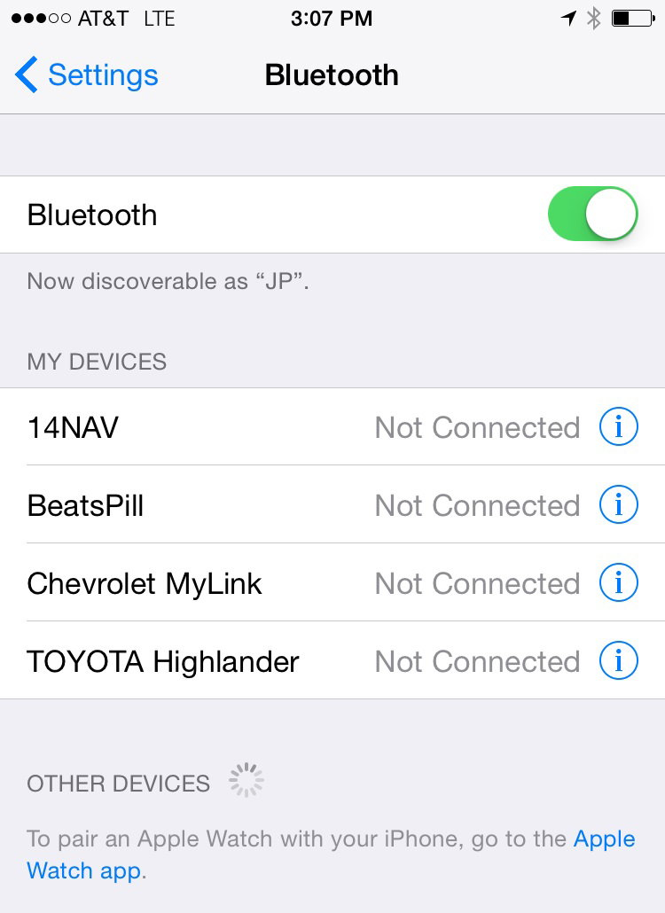 Toyota Camry 2007 2011 6th Generation How To Connect Phone To Bluetooth Camryforums