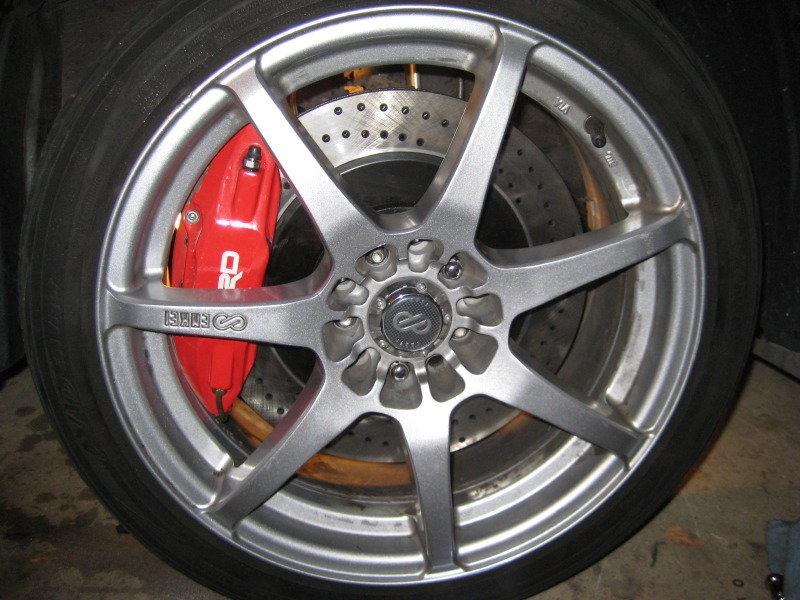 Toyota Trd Brake Kit