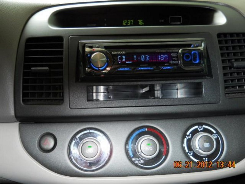 Toyota Camry 2002 To 2006 5th Generation How Replace Radio Rhcamryforums: 2006 Toyota Camry Radio At Elf-jo.com