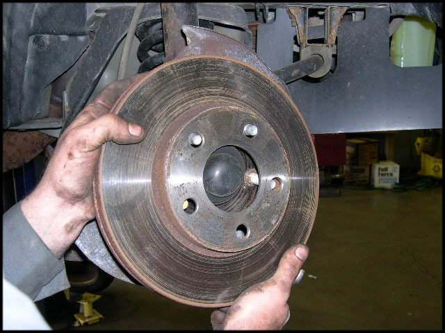 Brakes Lining Rotor : Jeep grand cherokee wj to how replace brake