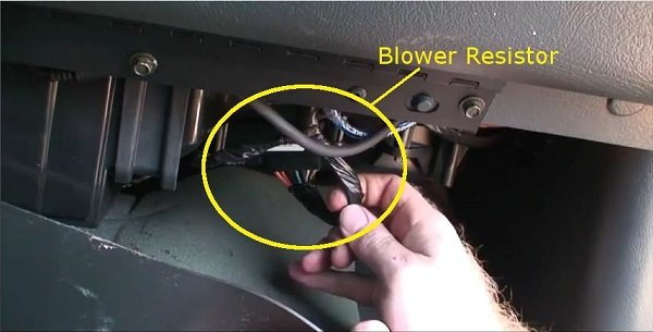 Chevrolet silverado 1999 2006 gmt800 why doesn 39 t blower for 1995 mercury grand marquis power window repair