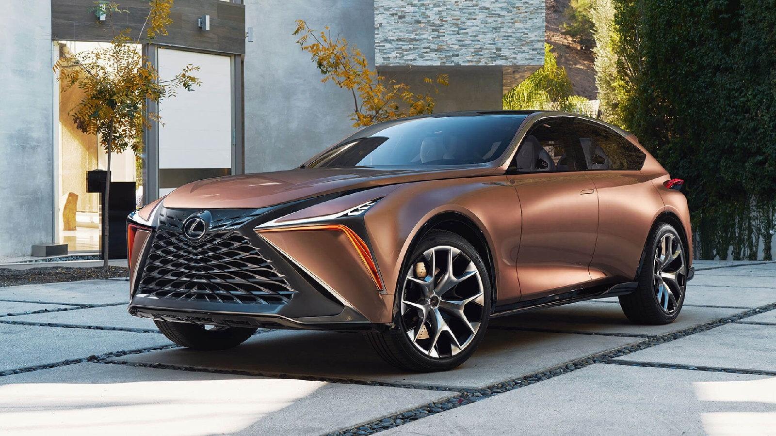 2021 Lexus CT 200h Wallpaper