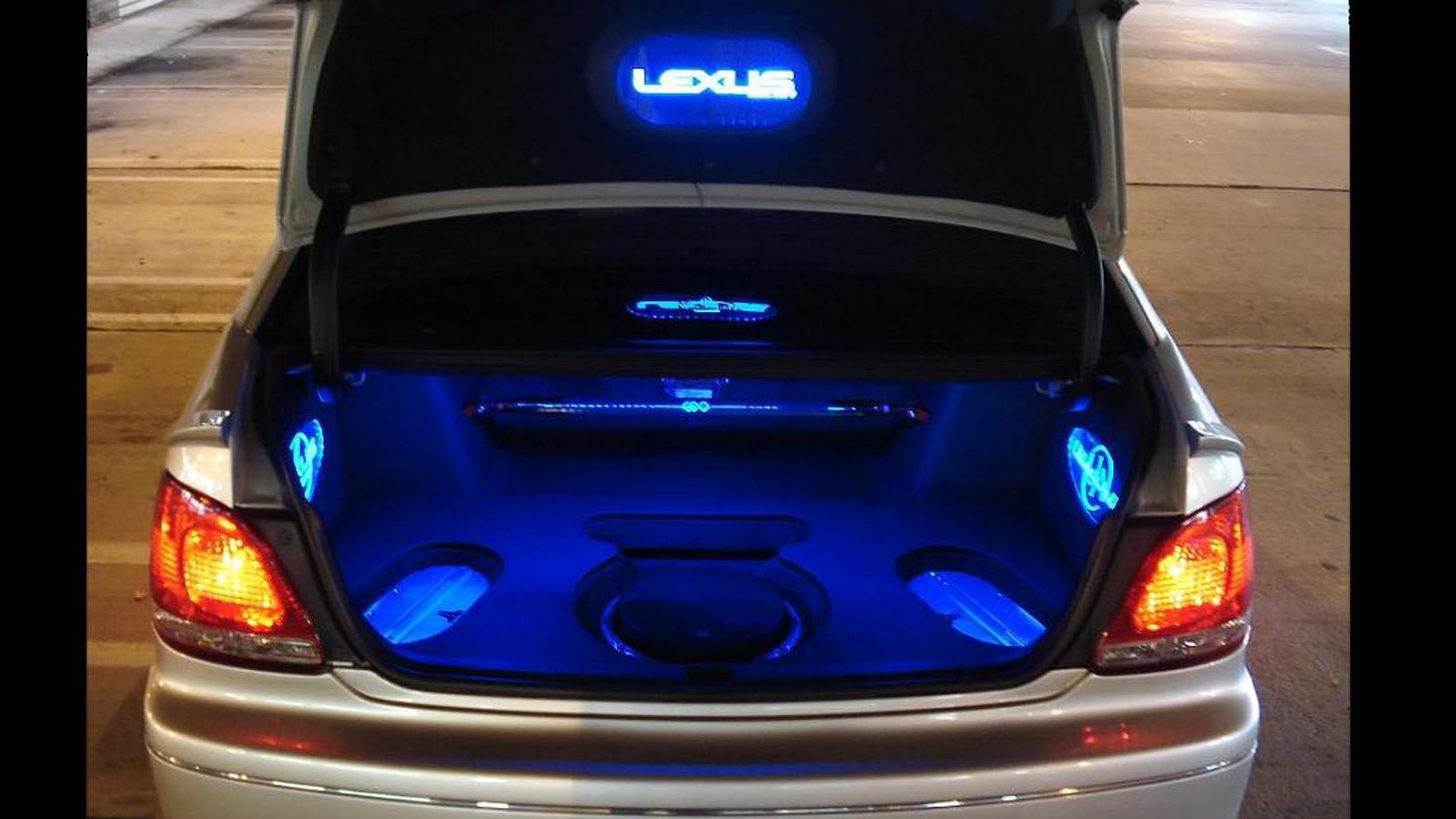 5 VIP Trunk Mods for Your Lexus   Clublexus