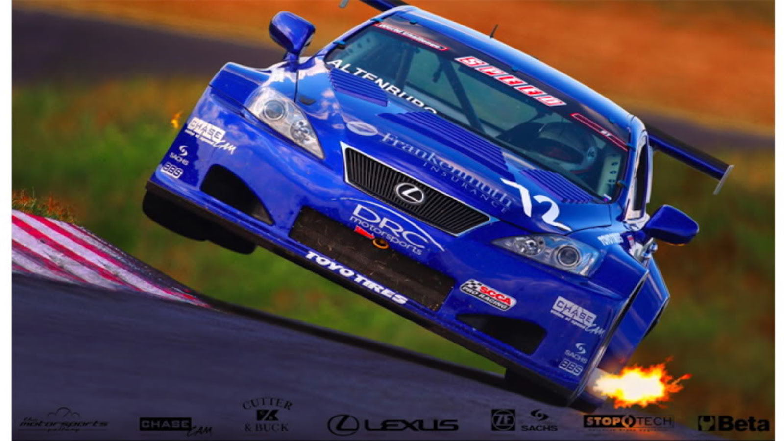 Lexus' Coolest Race Cars