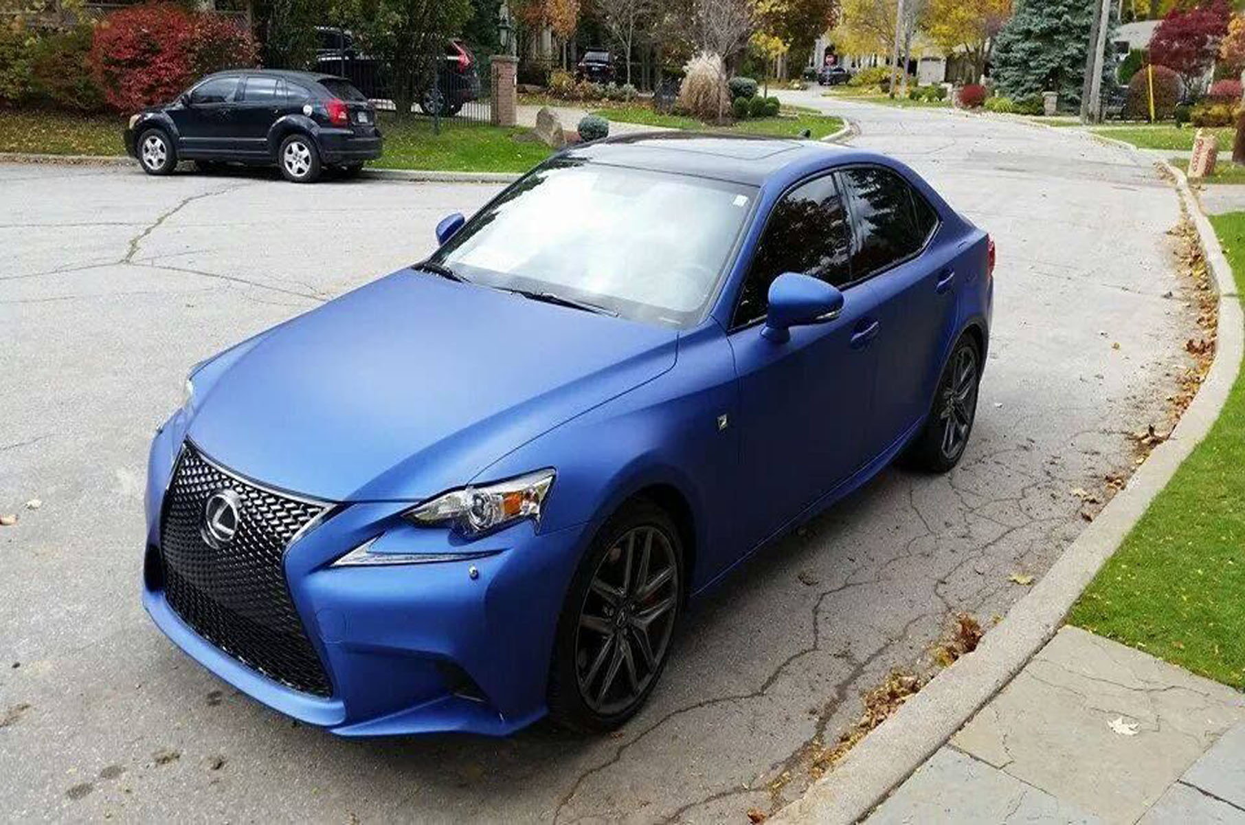 Car Wraps Cost >> Lexus Paint and Wrap Modifications - Clublexus