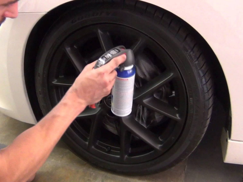 Can I Spray Paint Over Plasti Dip Part - 48: Step 4 - Apply Subsequent Layers