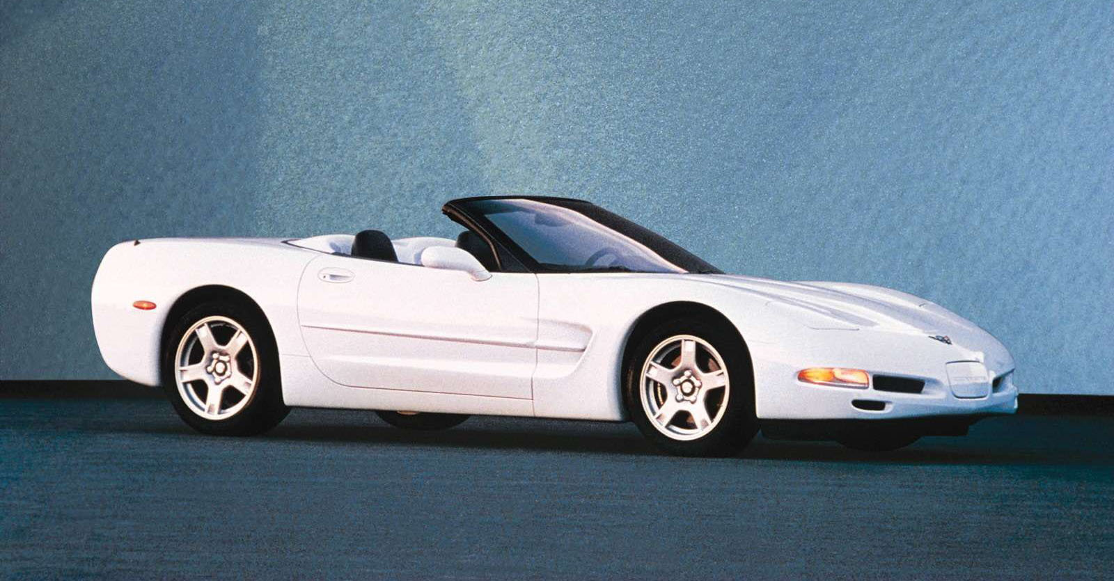 Chevrolet Corvette C Wallpaper