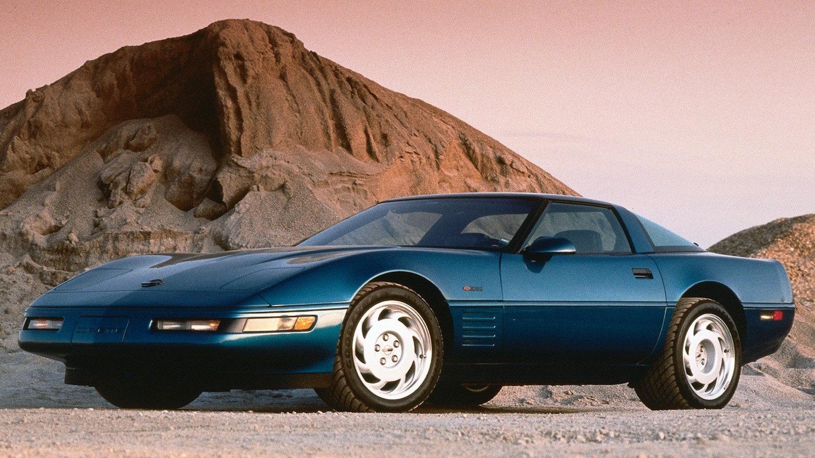 C4 - 1984-1996