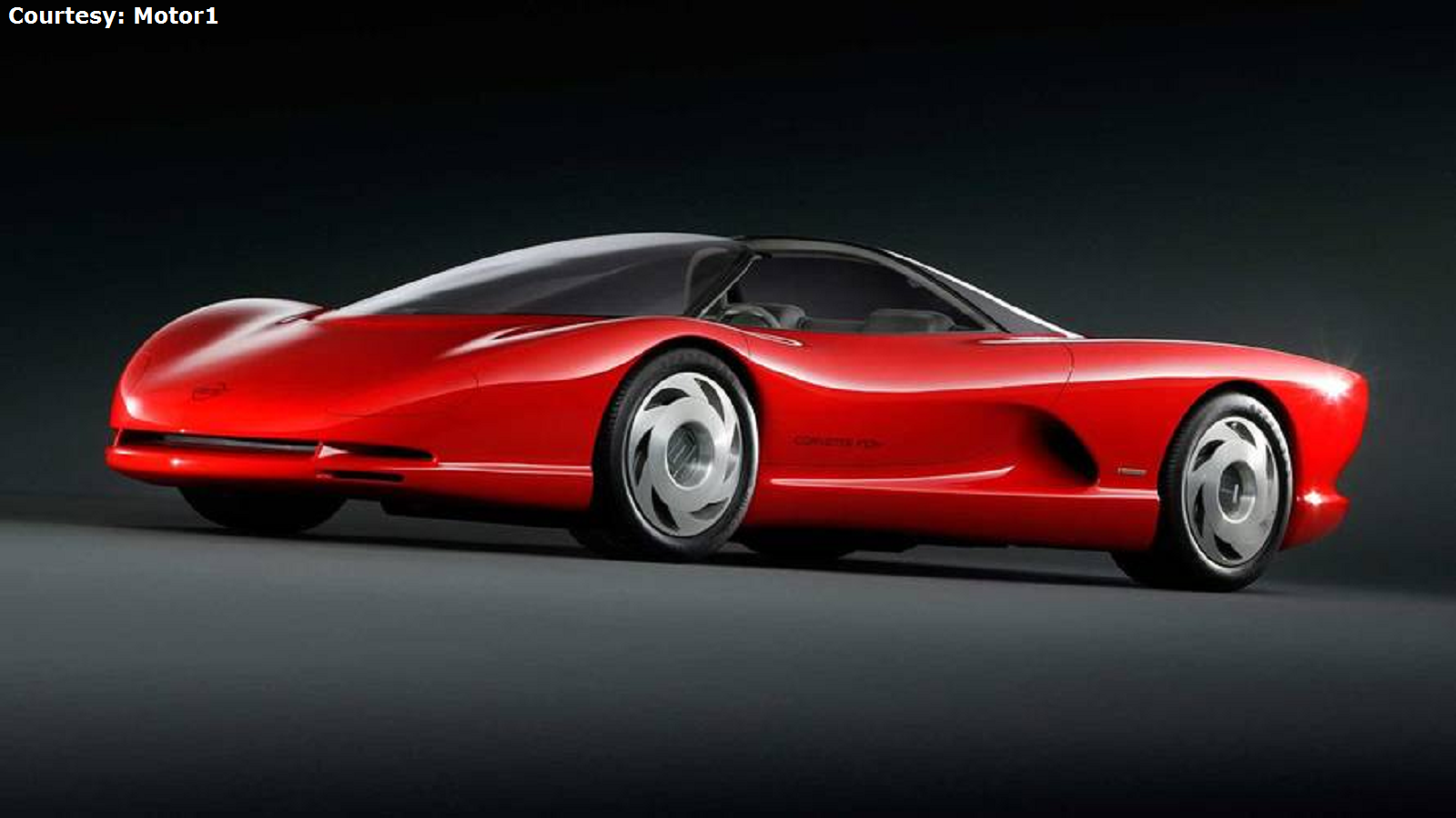Concept Corvettes that Went Mid-Engine Long Before the C8