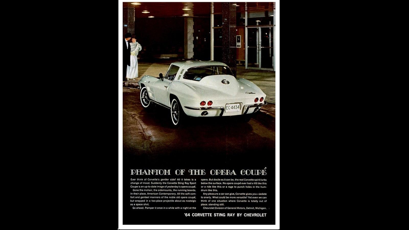 Phantom of the Opera Coupe