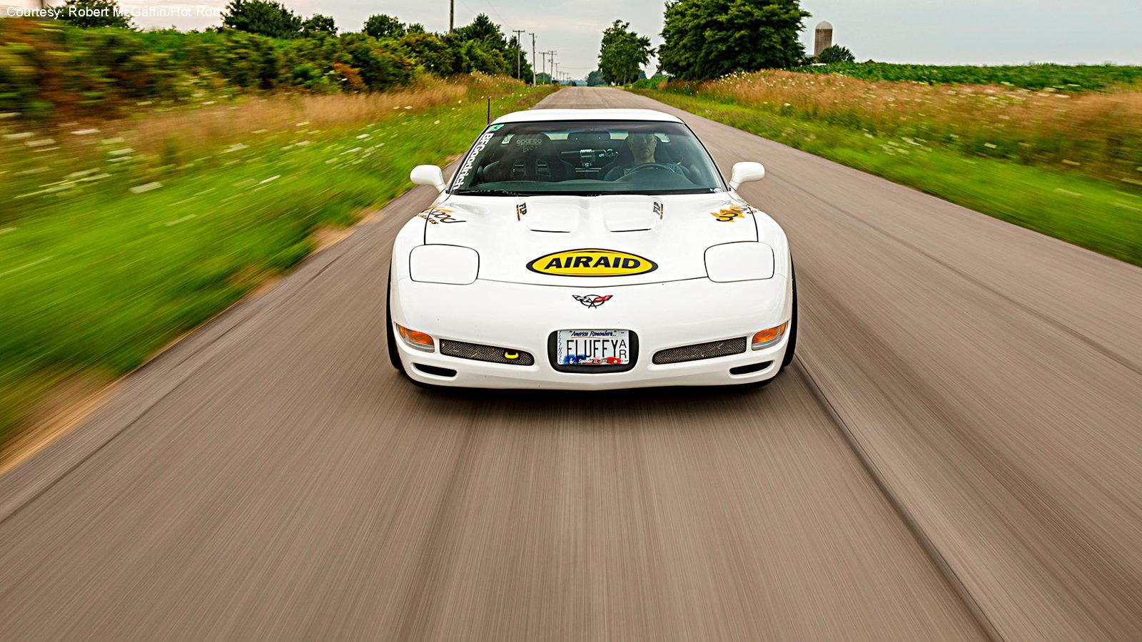 Man Buys Katech C5 Corvette, Goes Racing
