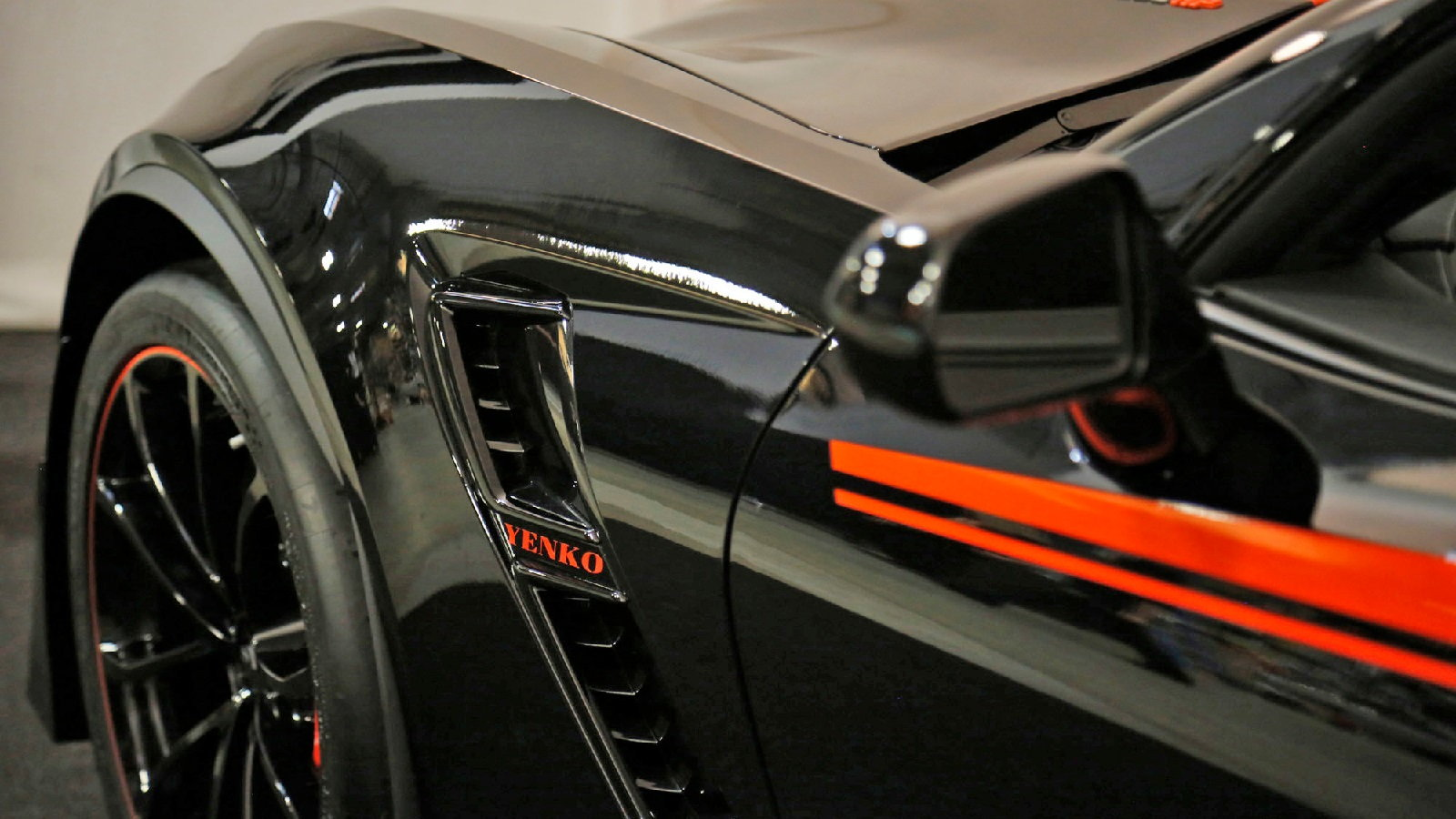 Yenko C7 Corvette Turns It Up With 1,000HP