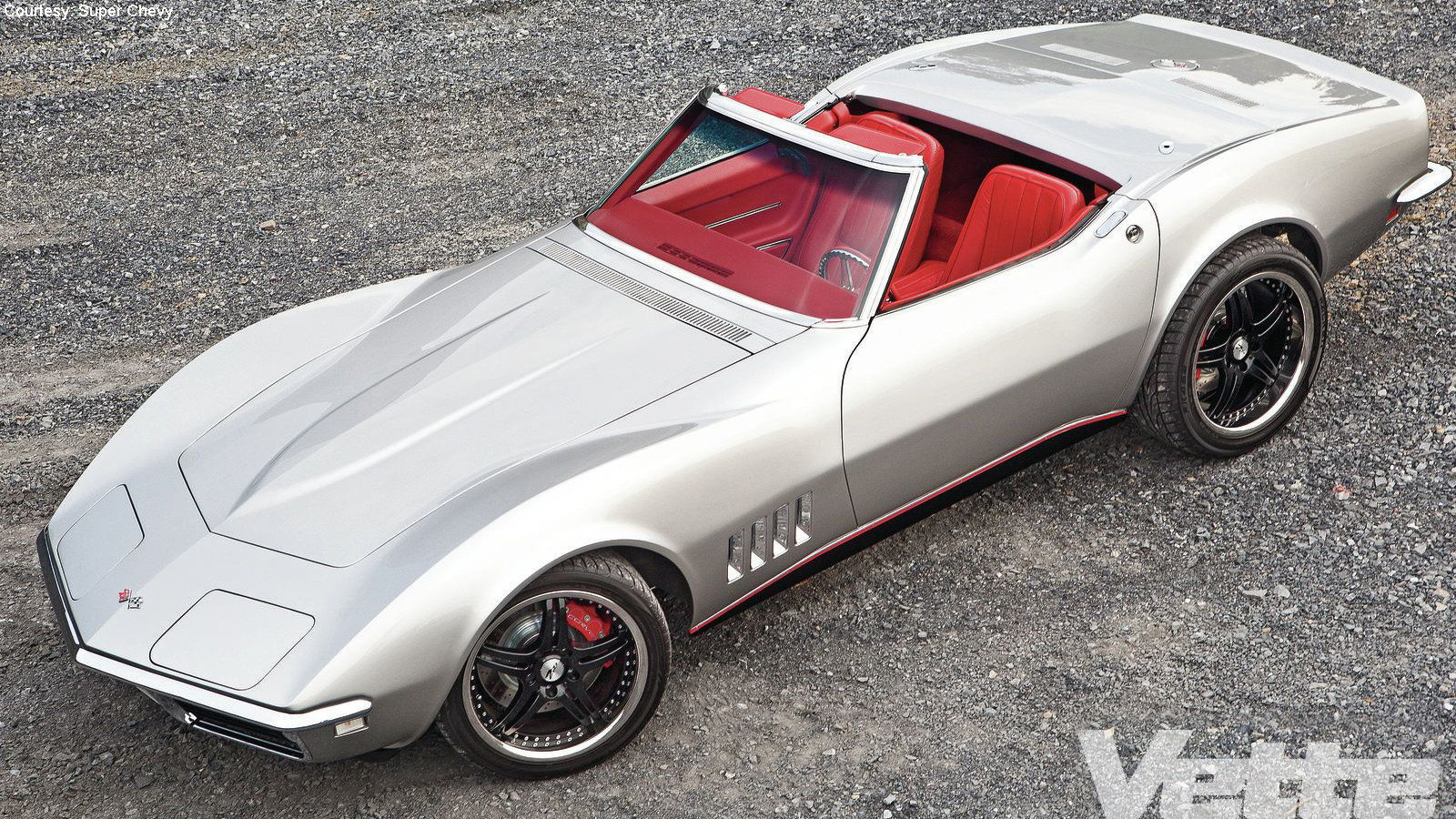 Corvette C3 from Sweden with Love
