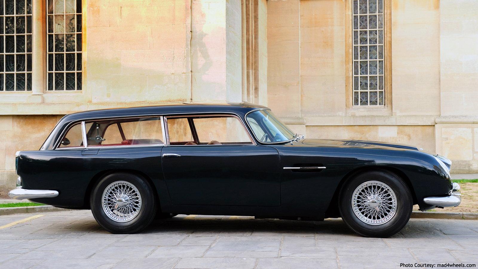 Harold Radford 1965 Aston Martin DB5